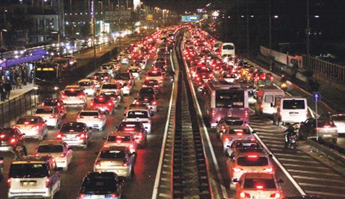İstanbul trafiğine 9 maddelik reçete