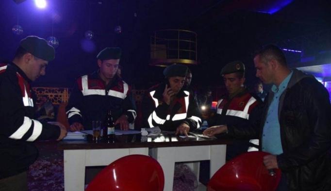 Jandarma huzur qperasyonlarına devam ediyor