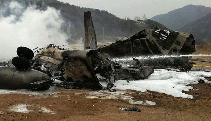 Japonya'da helikopter düştü: 4 ölü