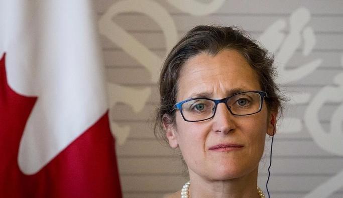 Kanada'dan Myanmar hükümetine çağrı