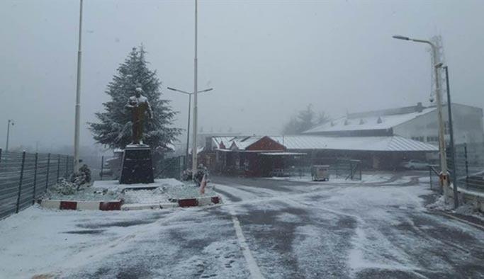 Kar Trakya'dan giriş yaptı, İstanbul'a yaklaşıyor