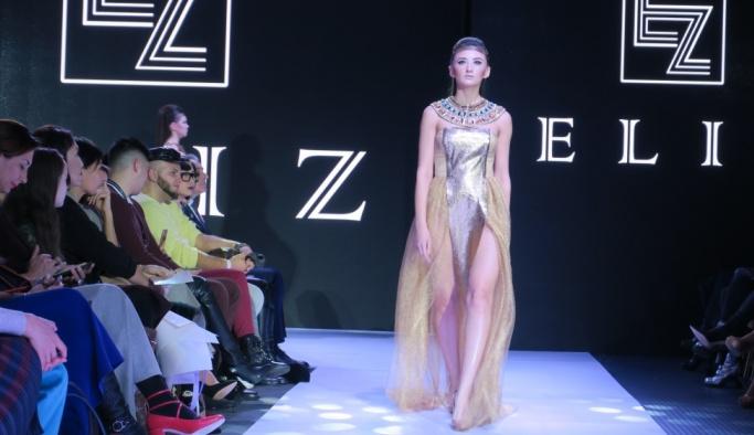 Kazakistan'da Moda Haftası başladı