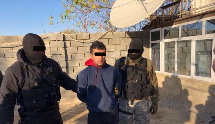 Kazakistan'da terör operasyonu