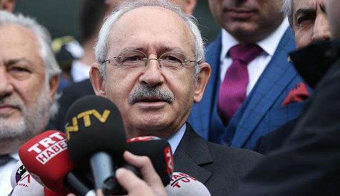 Kılıçdaroğlu Rıza Sarraf davasının savcısı gibi konuştu