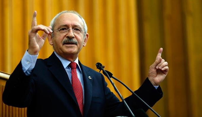 Kılıçdaroğlu, Sarraf davasını FETÖ tezleriyle sahiplendi