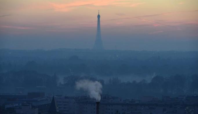 Küresel karbon emisyonu yeniden artıyor