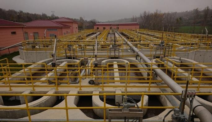 Malkara atıksu arıtma tesisi TESKİ'ye devredildi