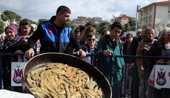 Manisa, 2. Hamsi Festivaline hazırlanıyor
