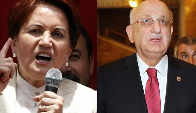 Meral Akşener şüpheli sıfatıyla ifade verdi