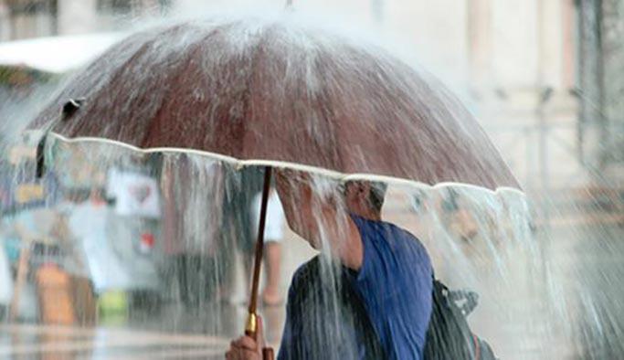 Meteoroloji uyardı, İstanbul'a kuvvetli yağış bekleniyor