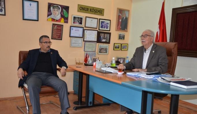 Milas Ovası'nda yaşanan su baskınları için işbirliği