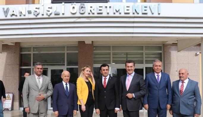 Mustafa Sarıgül 2019'da aday