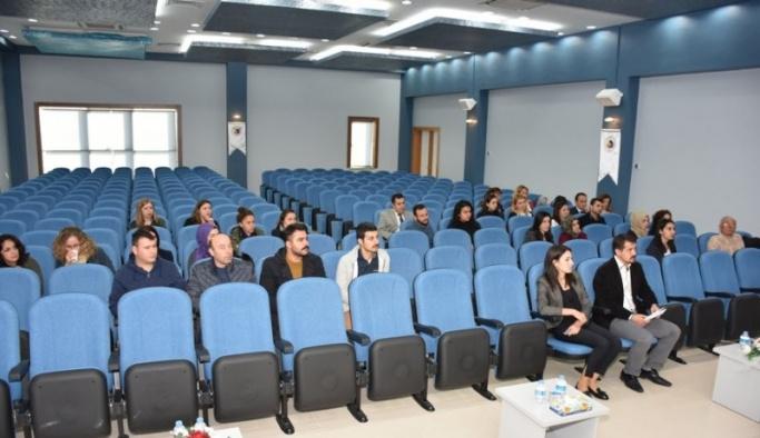 Öğretmenlere 3X Şirket Programı eğitimi verildi