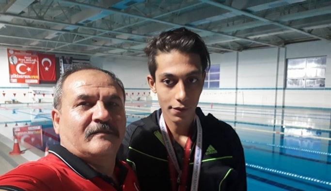 Osmaniyeli Engelli Sporcu 4 madalya kazandı