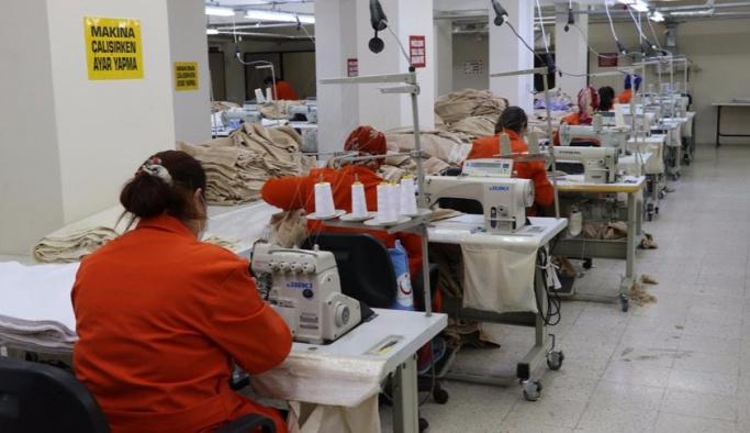 Oy torbaları cezaevinde üretiliyor
