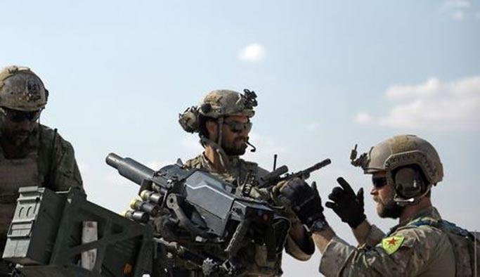 Pentagon: PYD'ye silah desteği gözden geçiriliyor