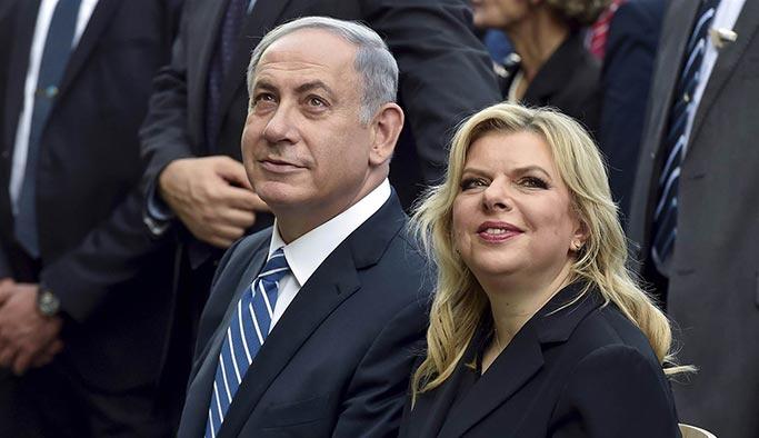 Polis, Netanyahu'yu evinde sorguladı