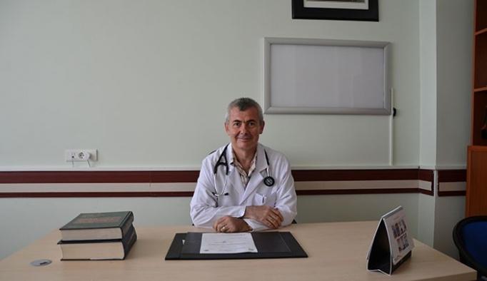 """Prof. Dr. Polatlı; """"40 yaş üstü her 5 kişiden birinde KOAH var"""""""