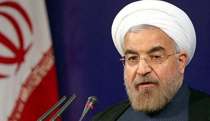 Ruhani'den DAEŞ açıklaması