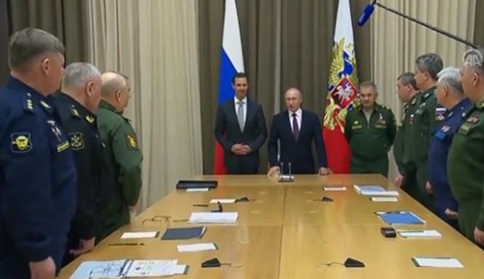 Rusya: Esed'in geleceğine Suriye halkı karar verecek