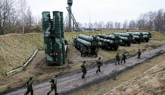 S-400'lerin kontrolü kimde olacak? Bakan Canikli açıkladı