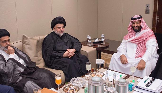 Şii Lider Sadr: Suud ziyaretim İran'ı kızdırdı
