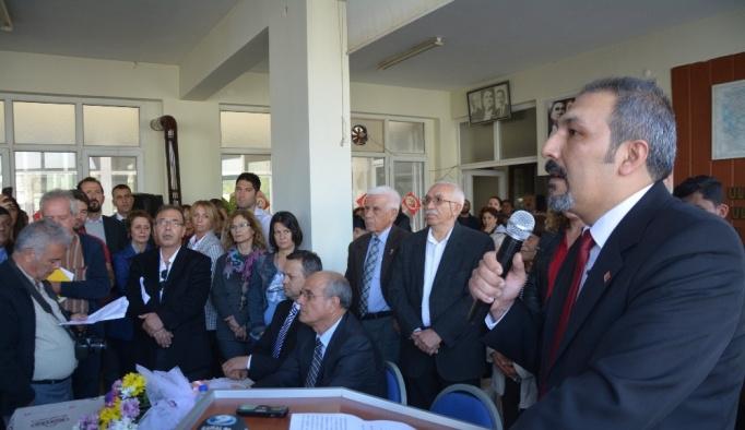 Söke CHP'de ilçe başkan adayı Veli Devrim Yerli'den açıklama