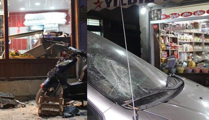 Suriyelilerin iş yerilerine saldırı