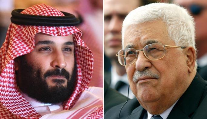 Suudi Arabistan, Abbas'ı da istifaya zorluyor iddiası