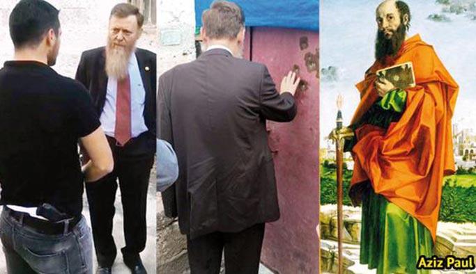 Tarsus'taki gizli kazıda Aziz Paul ve Vatikan iddiası