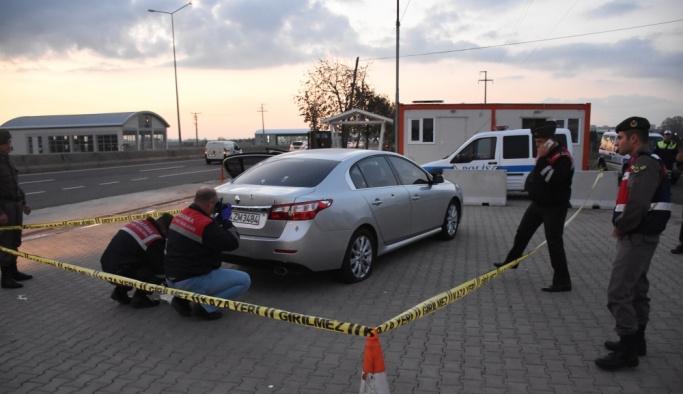 Tekirdağ'da silahlı saldırı