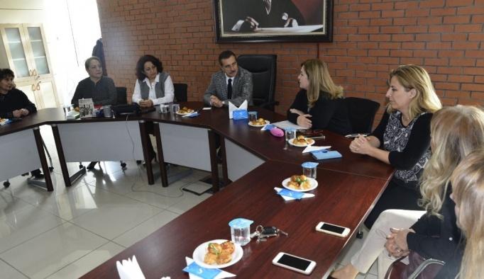 Tepebaşı Belediye Başkanı Ahmet Ataç;