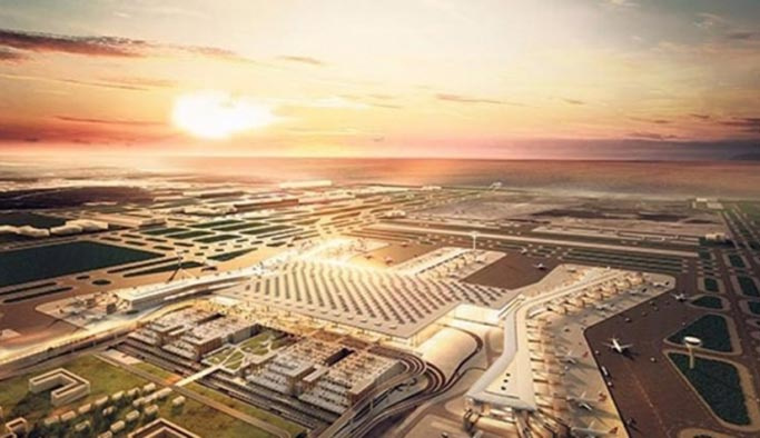Tesla yeni havalimanı için de bir proje önerisi sunmuş