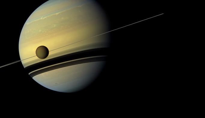 Titan atmosferindeki soğumanın nedeni bulundu