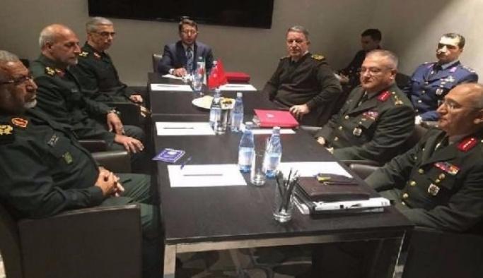 Türk, Rus ve İran Genelkurmay Başkanları zirvesi sona erdi