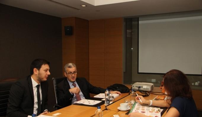 Türk ihraç ürünleri Litvanya'nın market raflarını süsleyecek
