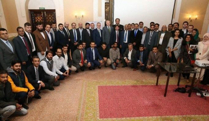 Türkiye mezunları Pakistan'da buluştu