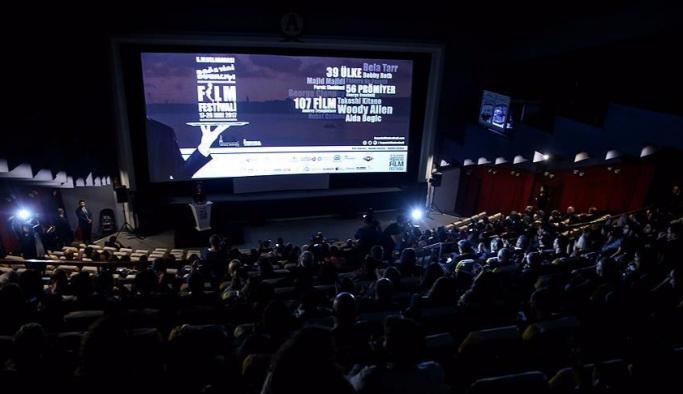 Uluslararası Boğaziçi Film Festivali başladı