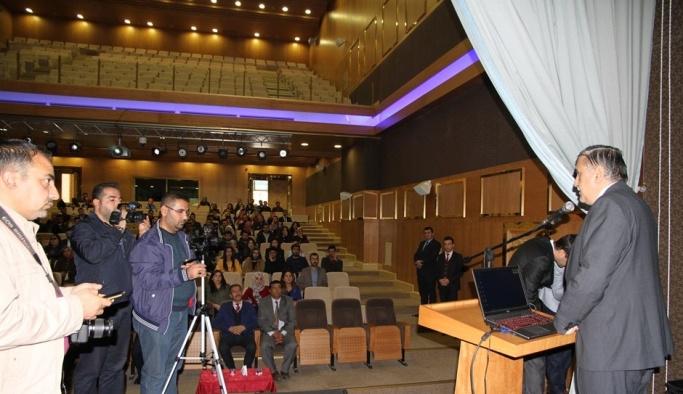 Yabancı dil olarak Türkçe eğitimi sertifika töreni yapıldı