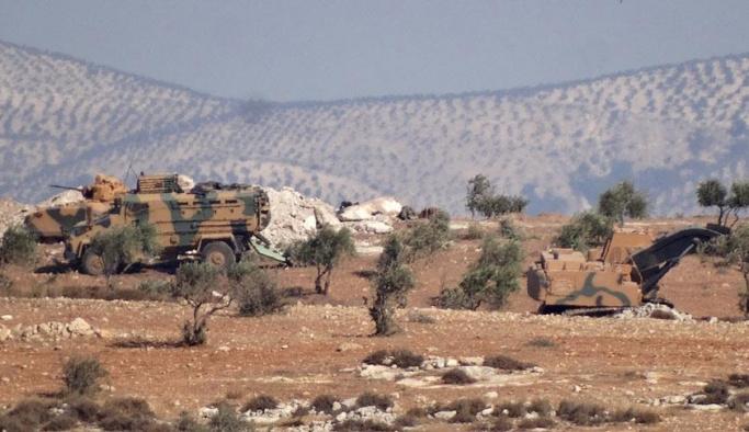 YPG, İdlib'deki Türk birliklerine saldırdı