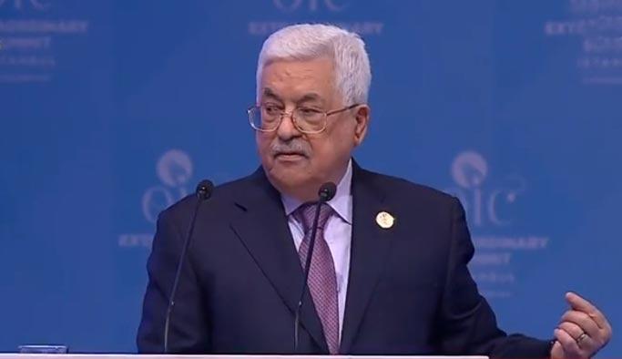 Abbas: ABD anlaşmayı bozdu biz de bozuyoruz