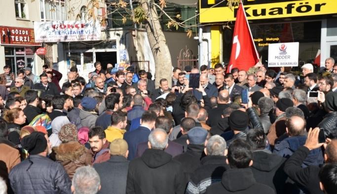 ABD'nin Kudüs kararına Ak Parti'den Tepki