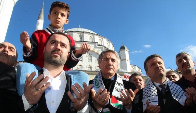 ABD'nin 'Kudüs' kararına Elazığ, Bingöl ve Tunceli'den tepki