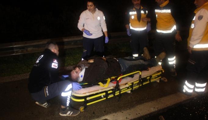 Adana'da iki ayrı zincirleme trafik kazası: 16 yaralı