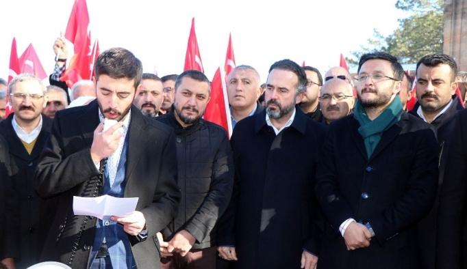 AK Parti, 'Kudüs için dimdik ayaktayız'
