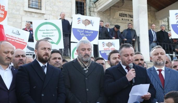 """AK Parti'den """"Kudüs"""" tepkisi"""