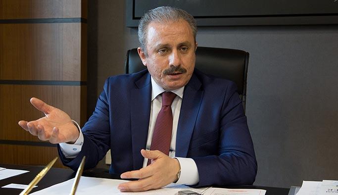 AK PArtili Şentop'tan MHP'nin ittifak önerisine cevap