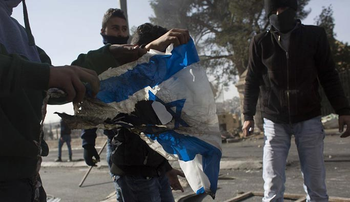 Almanya'nın İsrail hassasiyeti