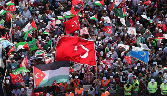 Ankara'da 'Büyük Kudüs Mitingi' düzenlenecek