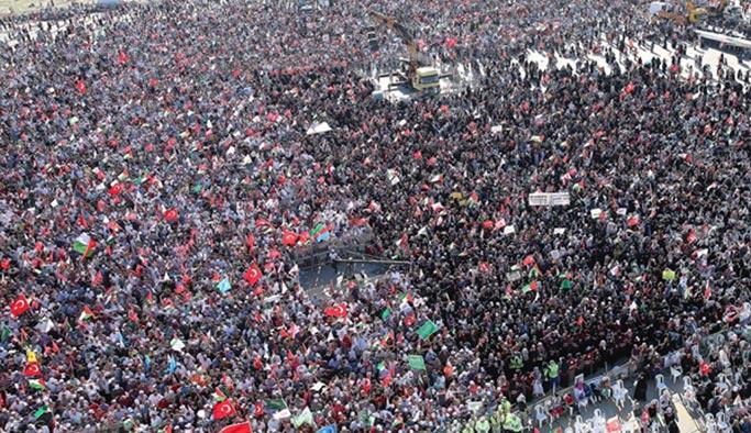 Ankara Kudüs için ayağa kalktı